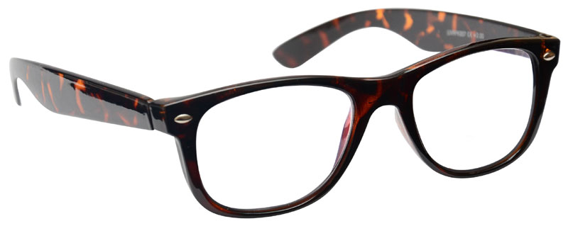 Reading Glasses in Tortoiseshell by UV Reader