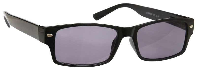 Sun Reader Reading Sunglasses in Black by UV Reader