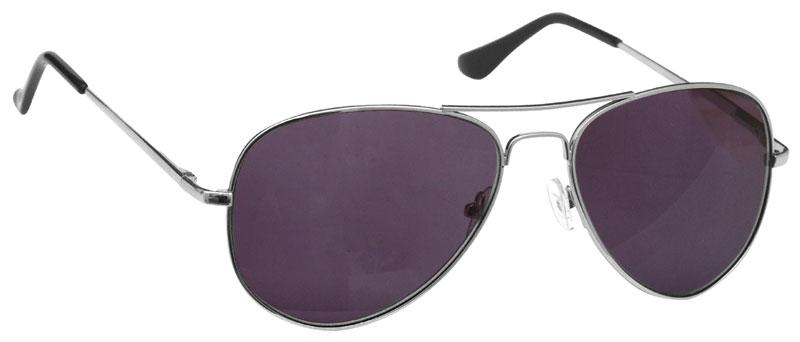 Sun Reader Reading Sunglasses in Silver by UV Reader