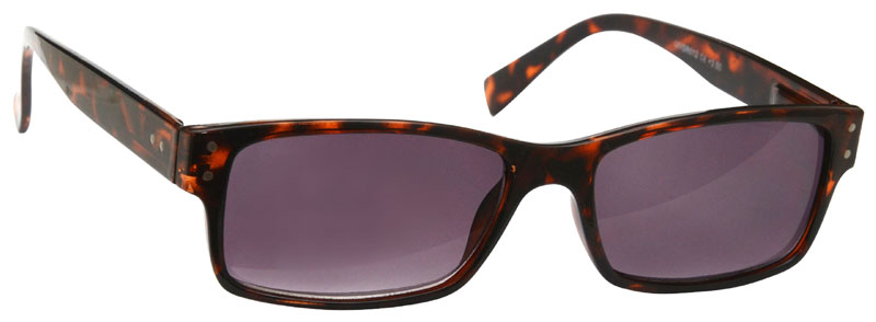 Sun Reader Reading Glasses in Brown Tortoiseshell by UV Reader