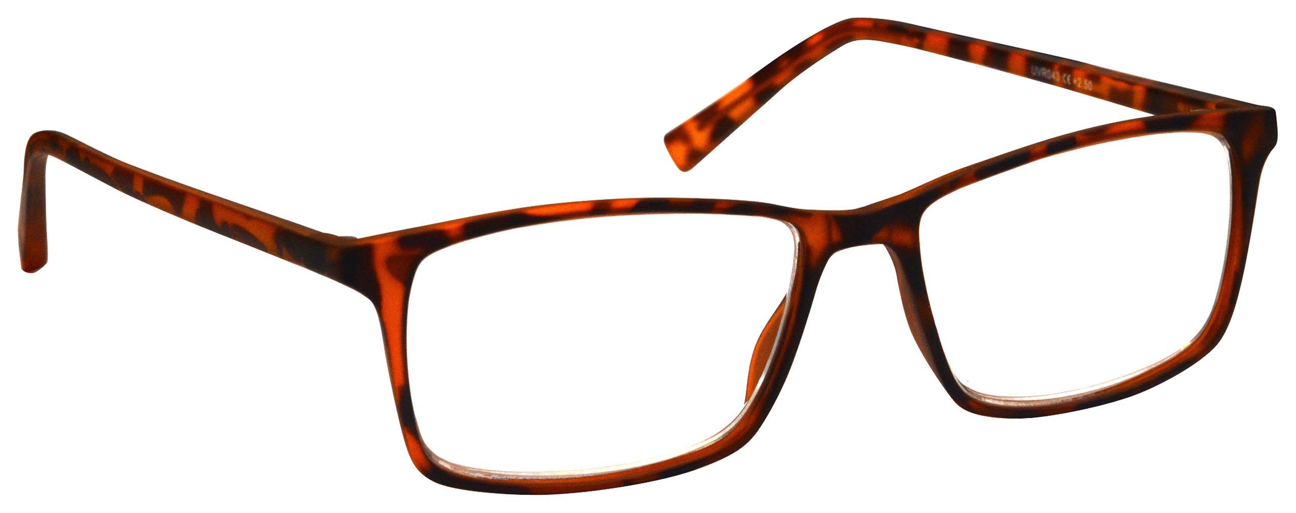 Women s Large Frame Reading Glasses : UV Reader Eco Friendly Reading Glasses Rilsan Frames 100% ...