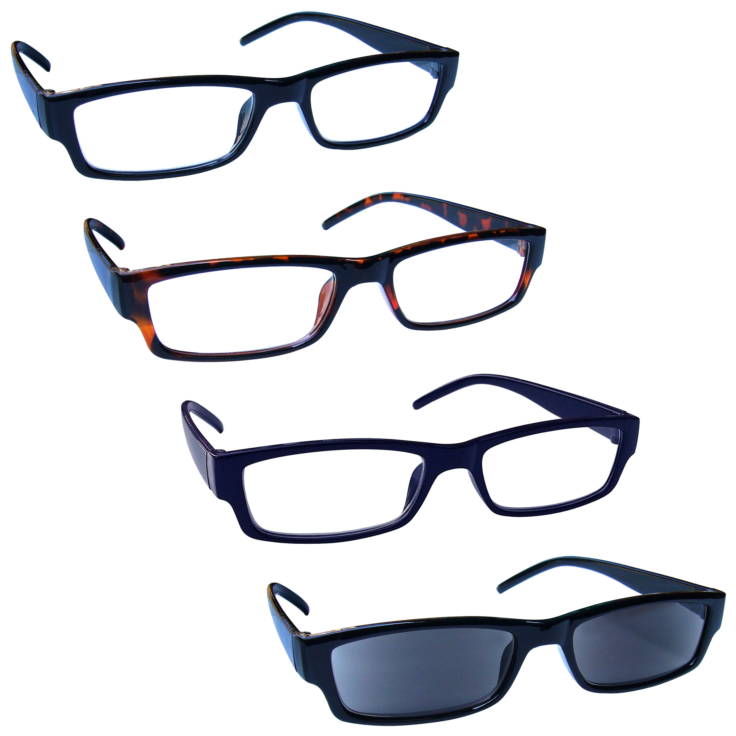 UV Reader Lightweight Sun Readers Reading Glasses ...