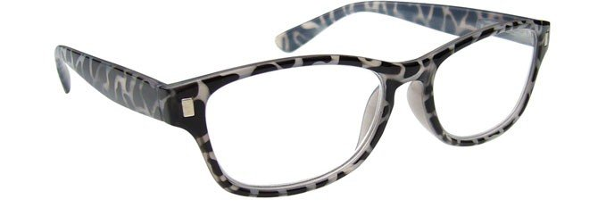 Black Milky Tortoiseshell Reading Glasses Mens Womens R10-1