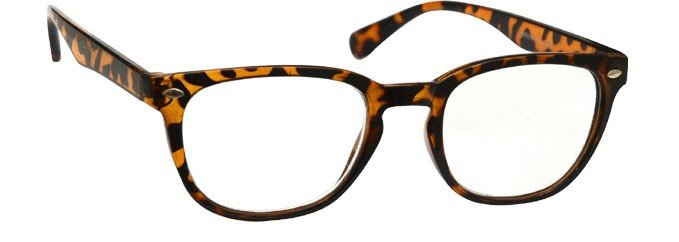 Brown Tortoiseshell Distance Glasses Mens Womens M14-2T