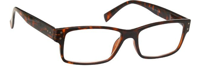 Brown Tortoiseshell Reading Glasses Mens Womens R11-2