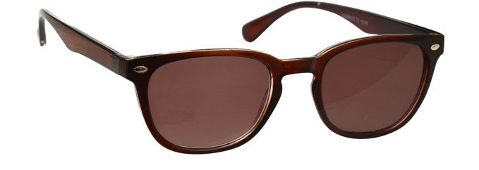 Brown Sun Readers Reading Glasses Mens Womens S14-2