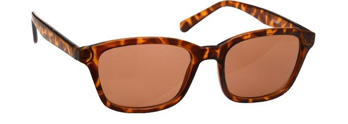 Brown Tortoiseshell Sunglasses Large Mens Womens UVS019