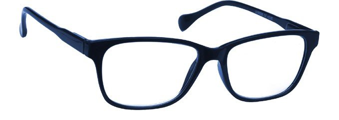 Navy Blue Distance Glasses For Myopia Mens Womens M27-3