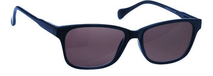 Navy Blue Lightweight Sun Readers Reading Glasses S27-3