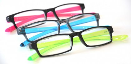 NeckSpecs from The Reading Glasses Company London