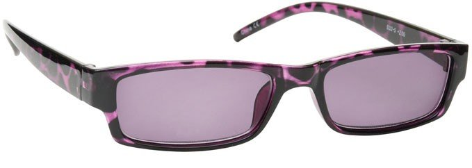 Purple Lightweight Sun Readers Reading Glasses S32-5