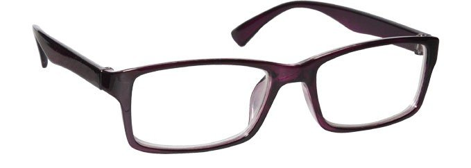 Purple Reading Glasses Mens Womens R92-5