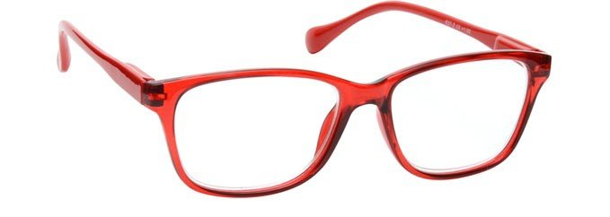 Red Lightweight Reading Glasses Mens Womens R27-Z