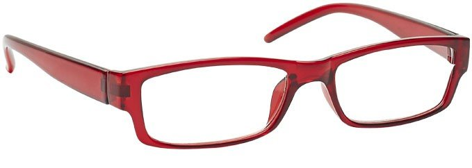 Red Lightweight Comfortable Reading Glasses Mens Womens R32-Z